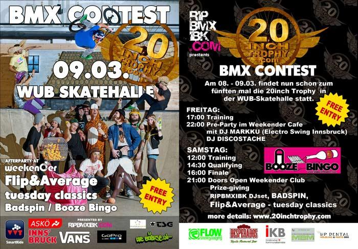 20inchTrophy 13 / WUB-Skatehalle