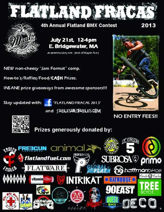 Flatland Fracas 2013