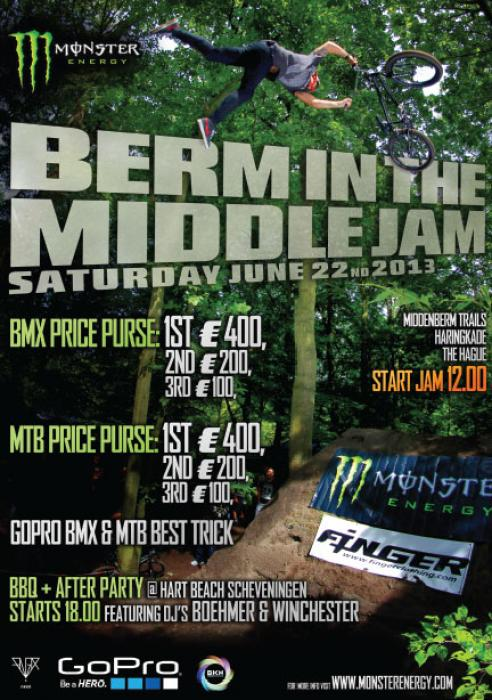 Berm in the Middle Jam presented by Monster Energy