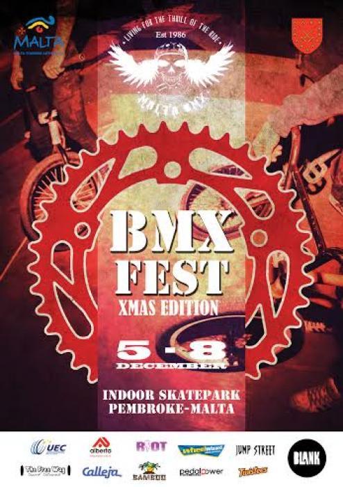 Malta BMX - BMX Fest Xmas Edition