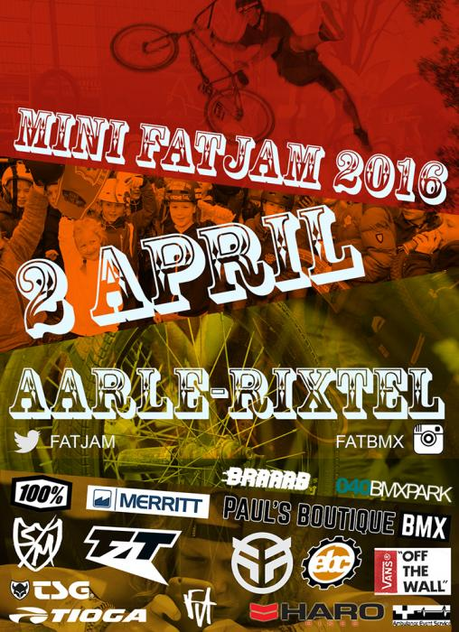 Mini FATJAM 2016