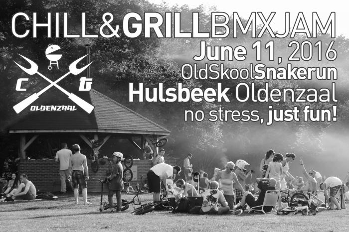 Chill & Grill BMX Jam