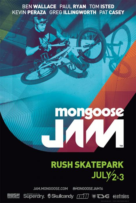 Mongoose Jam UK