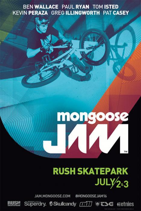 Mongoose Jam UK