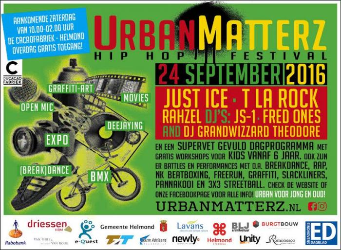Urban Matterz, Helmond