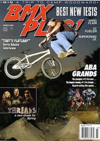 BMX Plus! March 2005