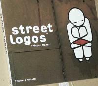 Street logos by Tristan Man