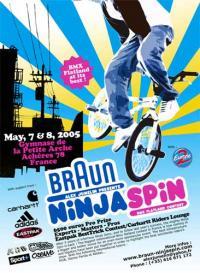 Braun Ninja Spin