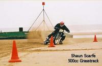 Speedway Shaun Scarfe