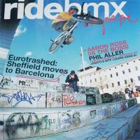 RIDEbmxMagazine April 05