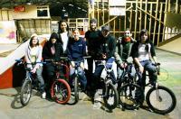 The BMX ladies
