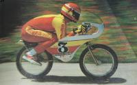 Kim Barker fairing bike