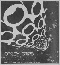 Oakley Grips