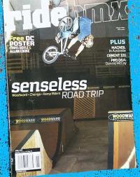 June 2005 issue of RIDEBMX