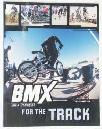 BMX Trix & Techniques book