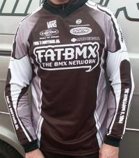 FATBMX jersey front
