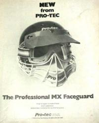 New from Pro Tec in 1980