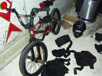 Decon BMX Sk8 + smelly pads