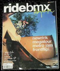 RIDEBMX No. 85 May June 05