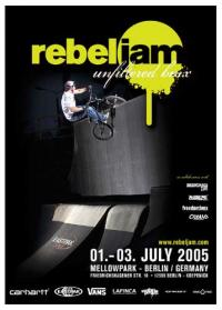 Rebel Jam Berlin Germany