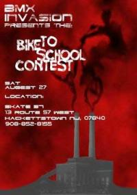 Bike to School contest