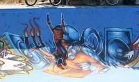 Graffiti Montpellier 1