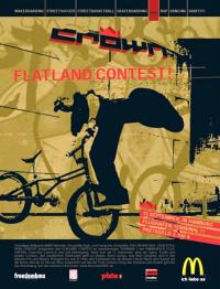 Crown flatland contest