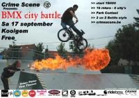 BMX City Battle