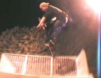Chazz Invert at night