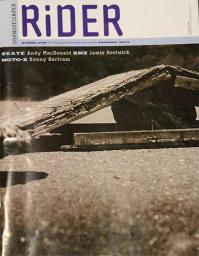 Sophisticated Rider issue 1