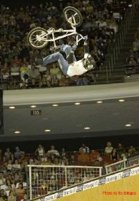Bestwick flair double whip