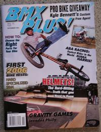 BMX Plus! November 2005