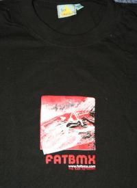 FATBMX T shirt design