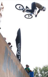 Peter Geys huge air
