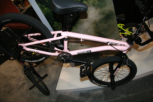 Gt Bicycles At Interbike