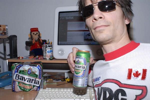 It aint much if it aint Dutch - Bavaria beer