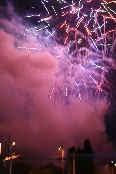 Fireworks n shit