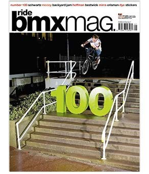 RIDE issue 100