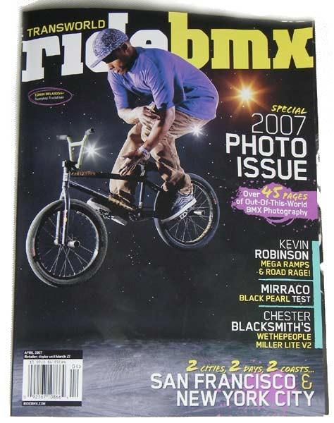 Ridebmx April 2007
