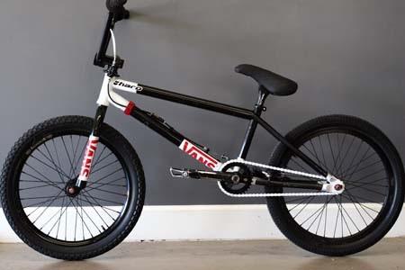 Colin Mackay bike