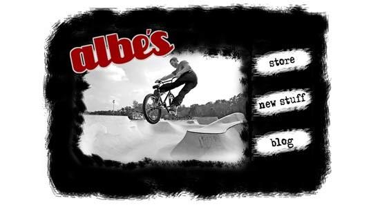 Albes website