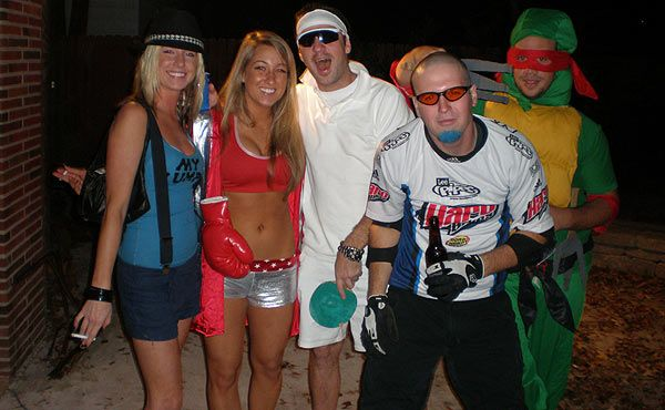 halloween in greenville brought to you by gator - Wild Halloween Party