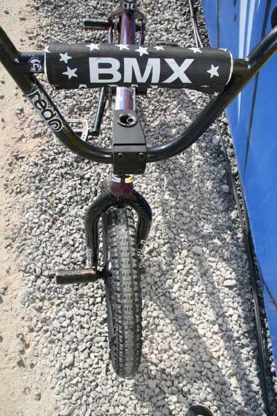 Mongoose  Review on Greg Illingworth Bike Check    Reviews   News   Fat Bmx