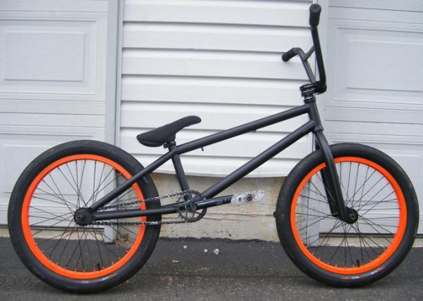 Bike check from Brasil. Chroniccarl\'s set up. By Michel