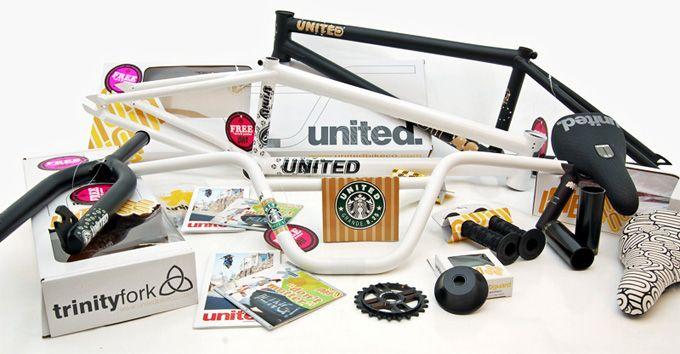 Sepeda United tahun 2013