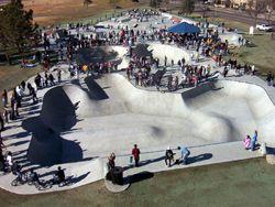 Memorial park colorado springs co open for bmx too - Memorial gardens colorado springs ...