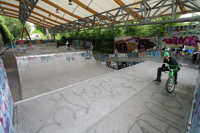 skatepark a paris