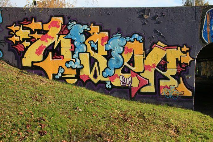 graffiti art de. The latest from De Berenkuil