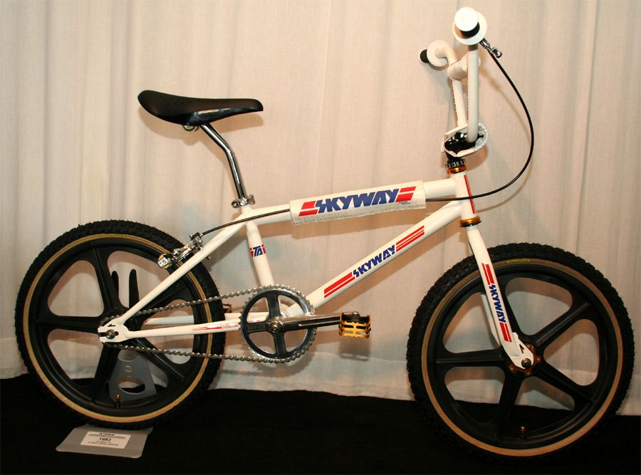 Skyway TA 1982 build. By Paul de Jong - Oldskool - News - FAT BMX