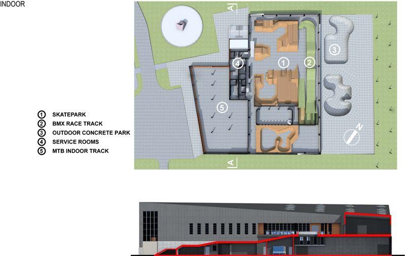 Indoor outdoor multi kennel building plans house plans for Indoor range design guide